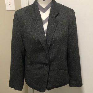Pykettes Blazer Jacket SZ 14 Tweed Great Condition